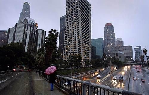 Cambio clima California
