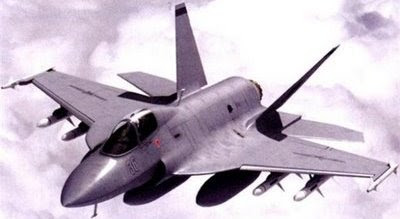 Pakistan's Pride : Jf-17 Block II undergoes flight testing