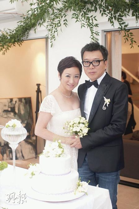 Ada Choi attends good friend's wedding so touched she ...