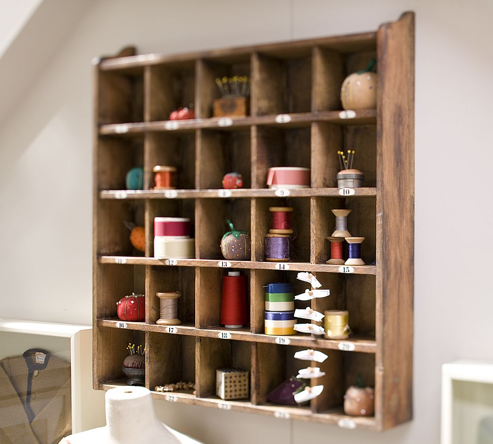 The Delightful Find Pottery Barn Cubbies