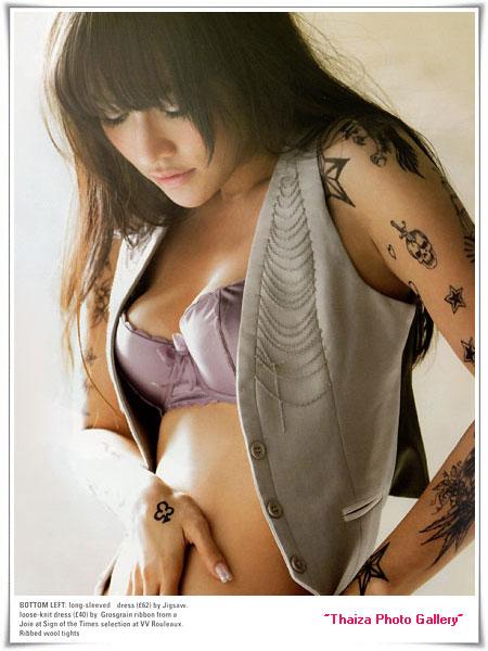 Asian Cute Idol Ploy Chermarn, In Vol 6 No 127 June 2010-1228