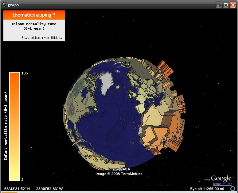 geApp - Google Earth Plug-in in a windows application  | Required