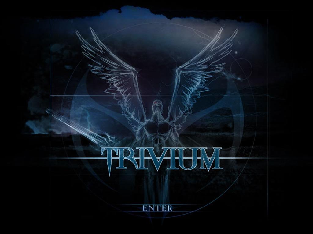 Trivium Vengeance Falls Wallpaper Metal World Trivium