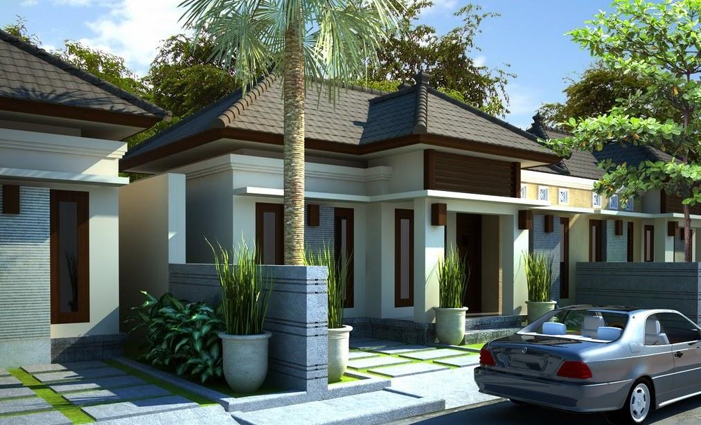 Gambar Desain Rumah Desain Rumah Type 45 Smarthouse