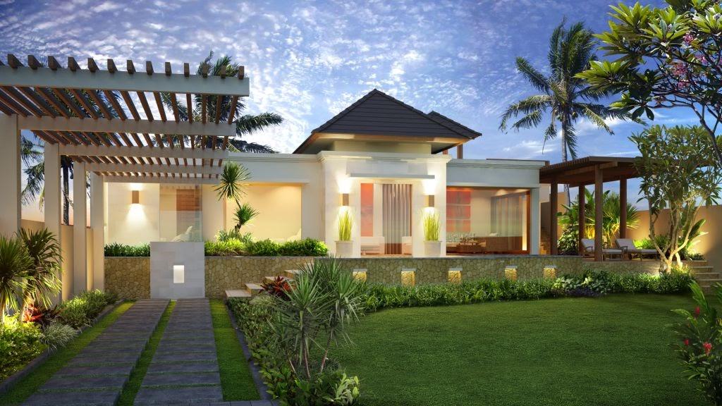 Gambar Desain Rumah Desain Rumah Type 180 Custom