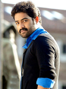 NTR jr in Shakti