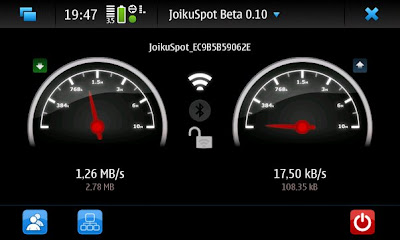jaikuspot for Nokia N900