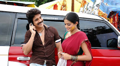 Nag with priyamani