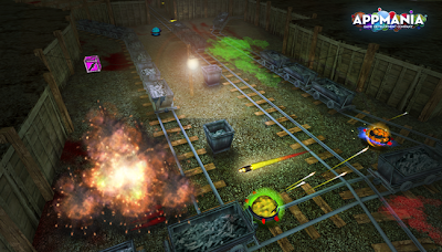 ironwars 3d game for iPhone