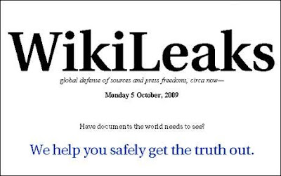 wiki leaks iphone app