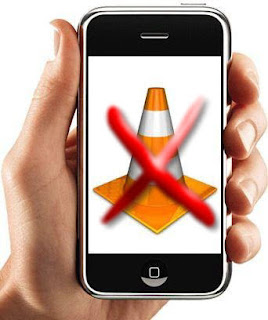 VLC Player removed from App Store