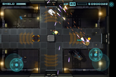 Robokill Game for iPhone