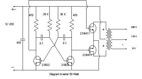 4 50 watt lights wiring diagram