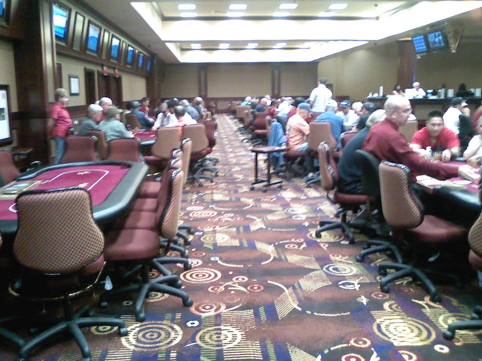 River Rock Poker Room