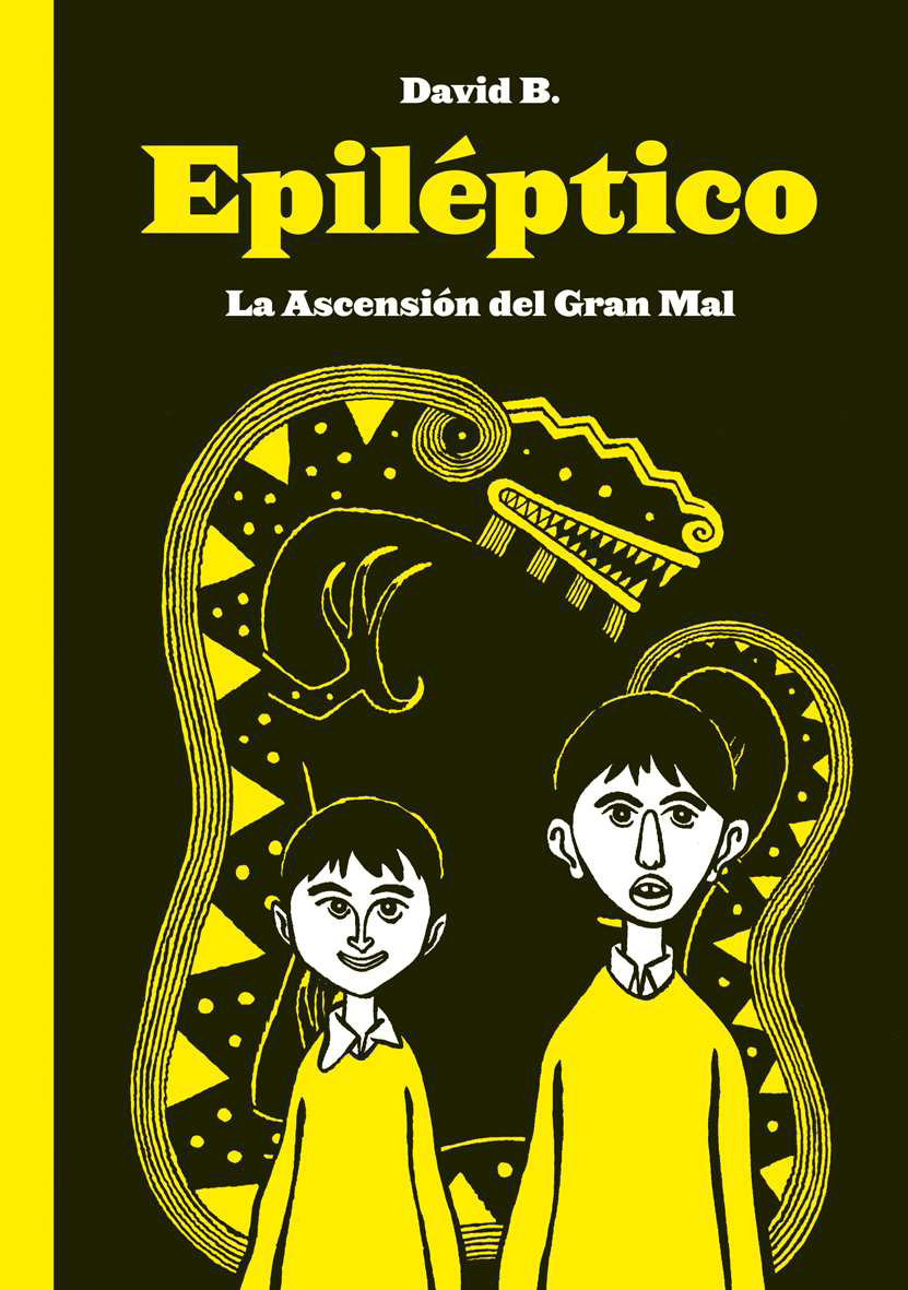 Epiléptico de David B. libros que te cambian