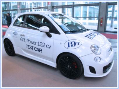 5ooblog Fiat 5oo New Abarth 500 Gpl Power By Magneti Marelli