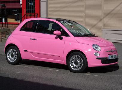 5ooblog fiat 5oo new fiat 500 pink is pink. Black Bedroom Furniture Sets. Home Design Ideas