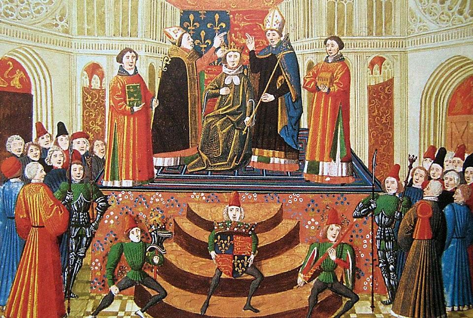 As classes sociais e o governo na Idade Média