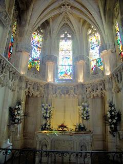 capela do castelo de Amboise