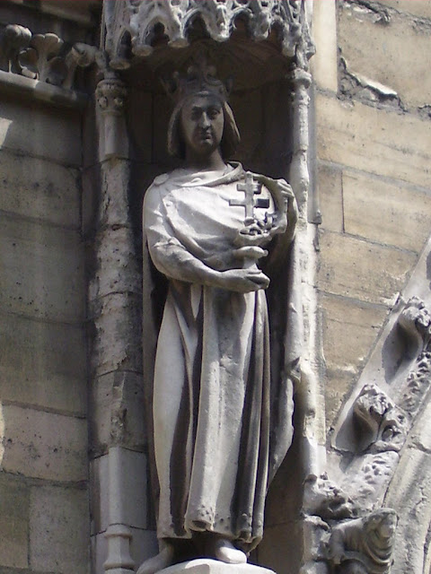 São Luis, Sainte-Chapelle, Paris