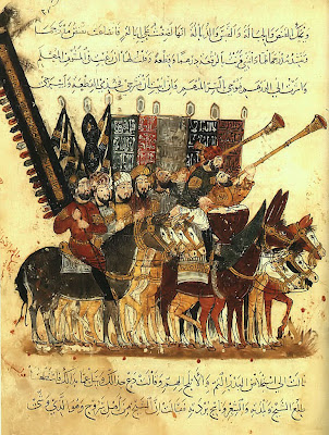 Portaestandartes do Califa de Bagdã