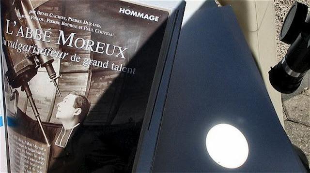 Padre Théophile Moreux, o divulgador de grande talento reconhecido pela Academia