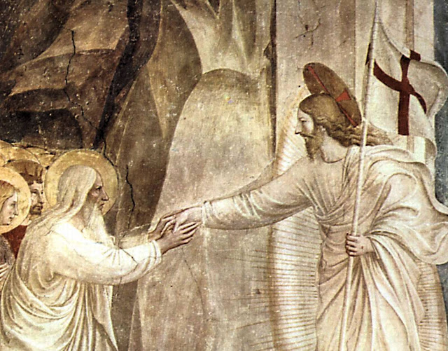Adão e Jesus Cristo, Fra Angelico