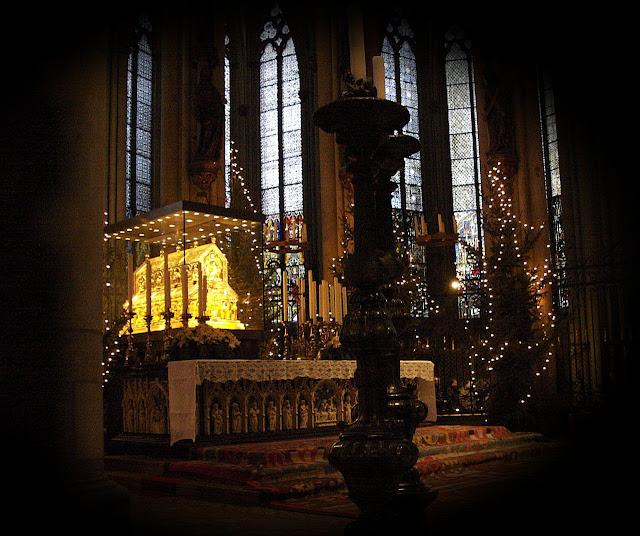 Urna dos Três Reis Magos, catedral de Colônia, Alemanha