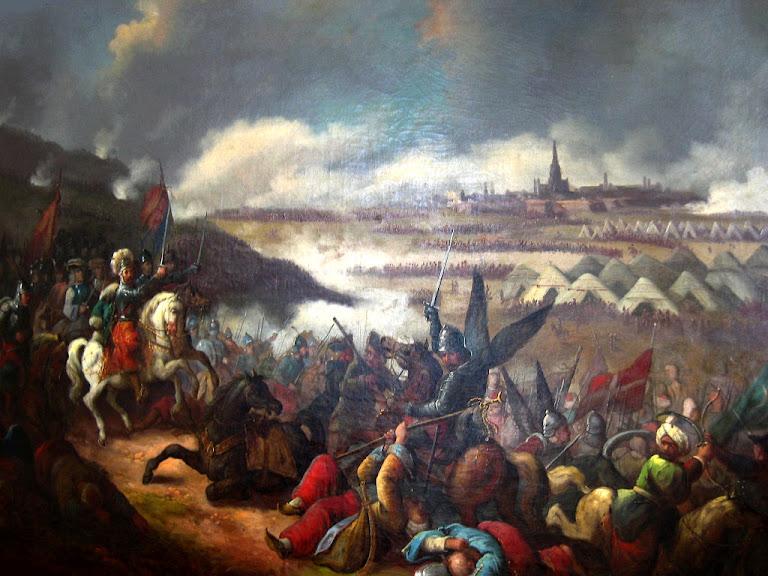 Jan III Sobieski libera Viena do assédio turco