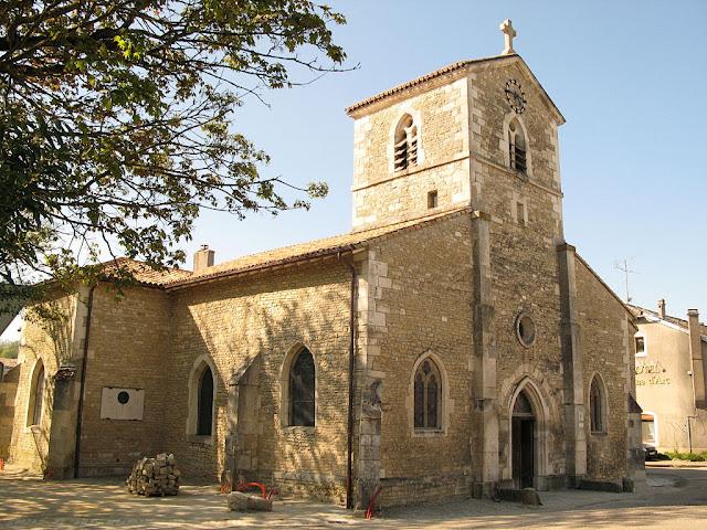 Capelinha de Domremy, onde rezava Santa Joana d'Arc