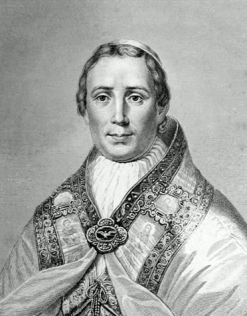 Beato Pio IX, papa que proclamou o dogma da Imaculada Conceição atraindo sobre si o ódio anticristão