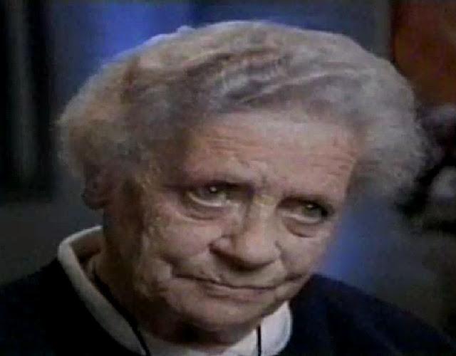 Décadas depois Jeanne Fretel narrou para a TV como ficou instantânea e permanentemente curada