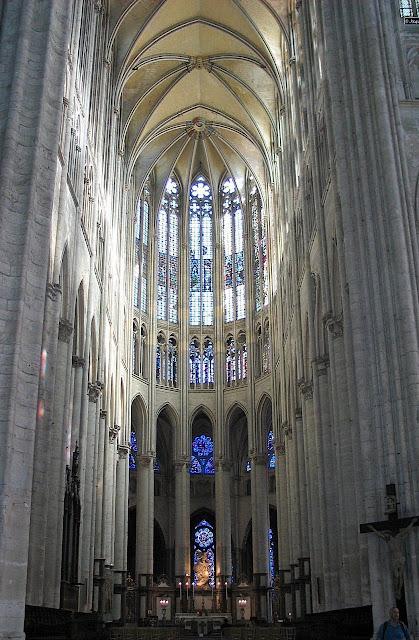 Catedral São Pedro de Beauvais.