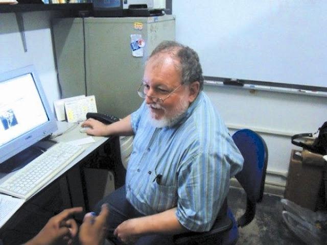 Prof. Luiz Carlos Baldicero Molion, a mais autorizada voz brasileira em climatologia