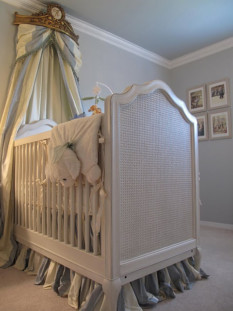 Elegant Baby Boy Nursery: Classic Elegant Boy's Nursery