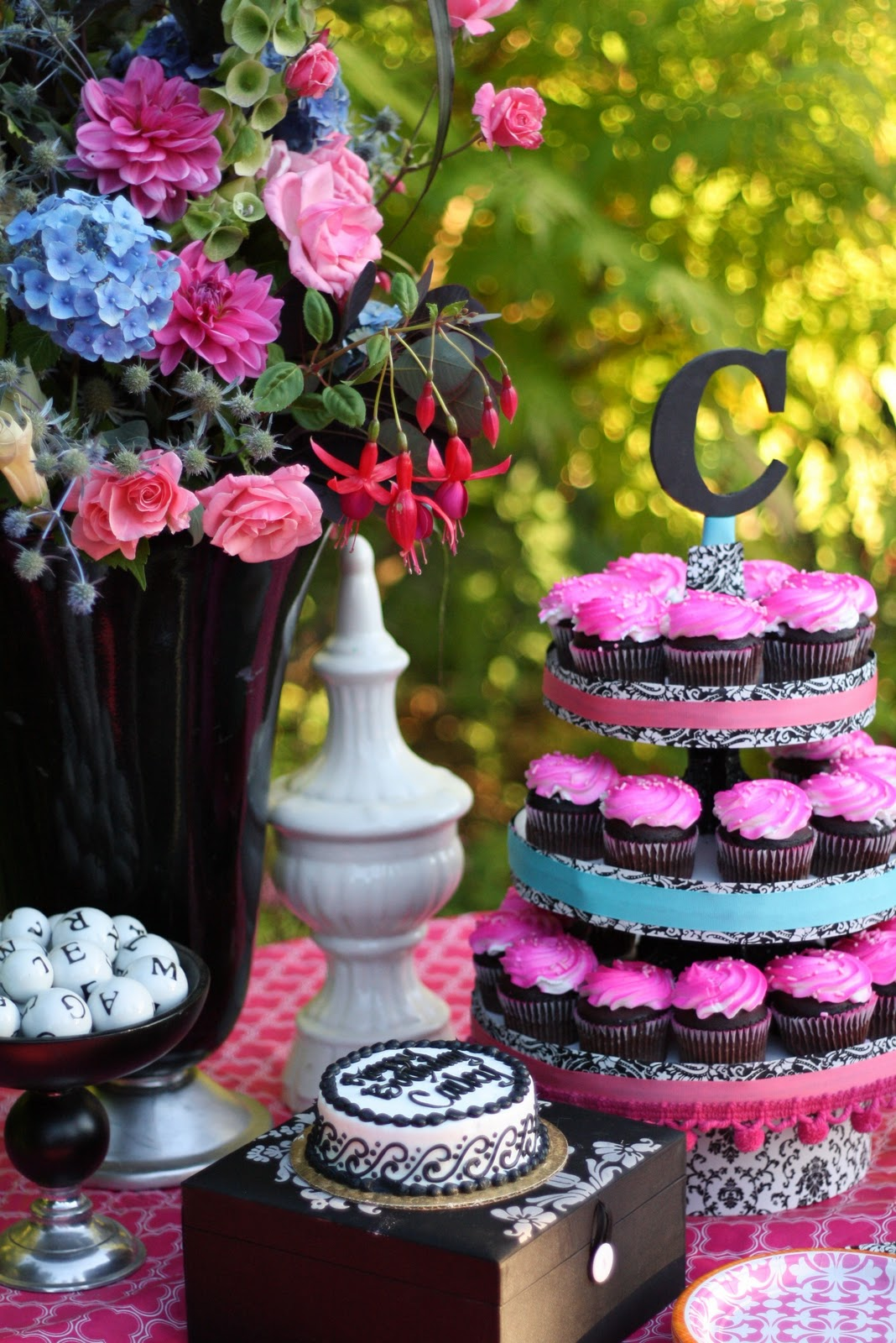 Designed By Dad: Teen Girls Birthday Party - Design Dazzle