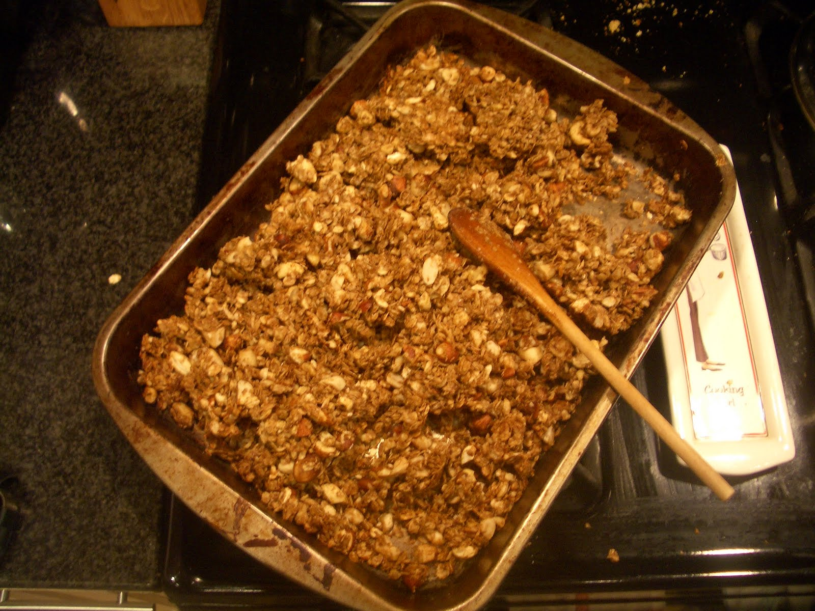 Thrift At Home Hot Weather Granola