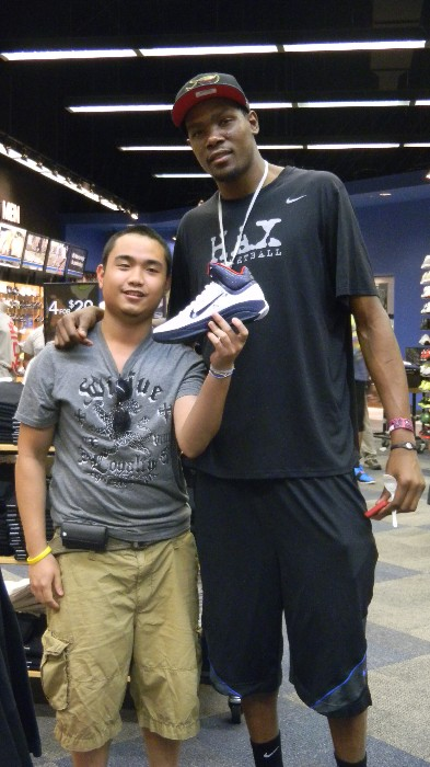 kevin durant meet and greet
