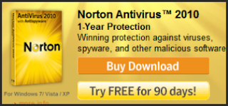 Download FREE 90-Day Trial of Norton Antivirus 2010 , Internet
