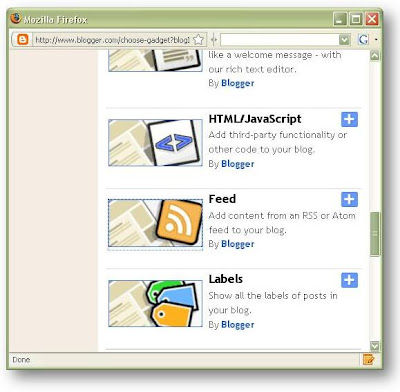 html-javascript-feeds-gadget