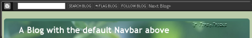 blogger-navbar-on-top-of-the-blog