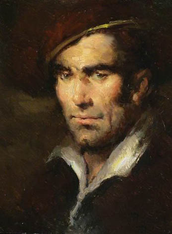 José Puyet Padilla, Maestros españoles del retrato, Retratos de José Puyet Padilla, Pintores españoles, Pintores de Málaga