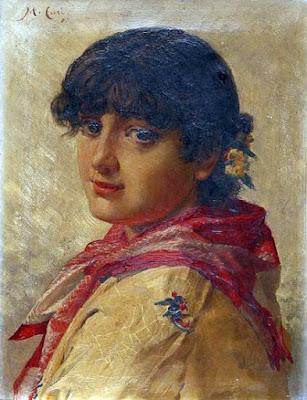 Manuel Cusí Ferret, Maestros españoles del retrato, Pintores españoles, Retratos de Manuel Cusí Ferret, Pintores Catalanes, Cusí Ferret, Pintores de Barcelona