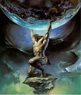 What If, Atlas Shrugged? what would you tell him to do?