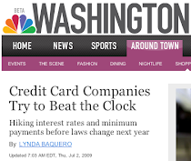 SPECIAL THANKS to NBC & LYNDA BAQUERO for mentioning BLOGGERS AGAINST CHASE BANK, our SISTER BLOG!
