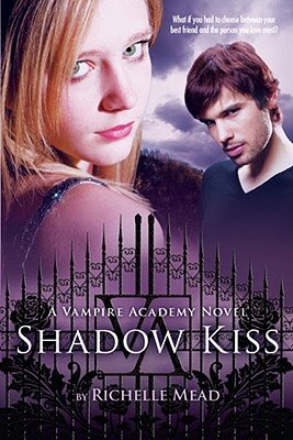 Capa de Shadow Kiss