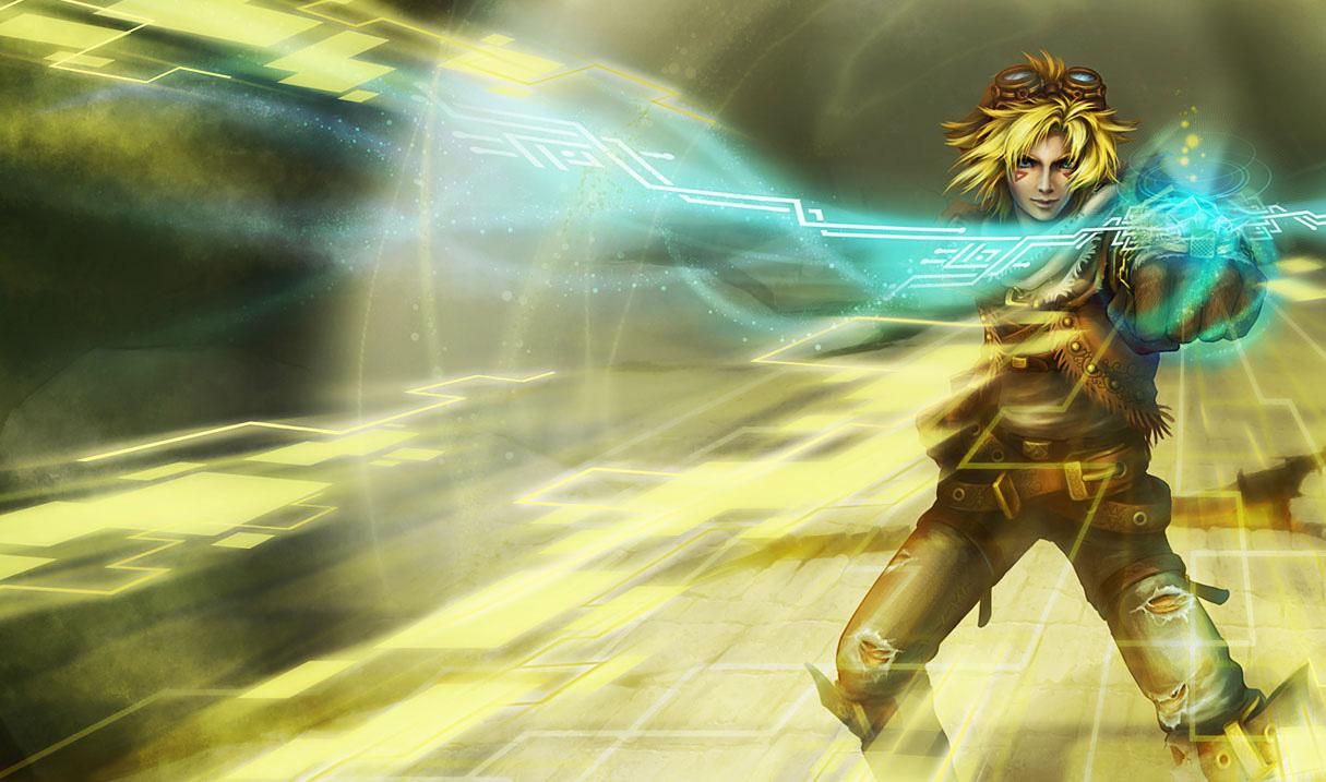 League of Legends Wallpaper: Ezreal - The Prodigal Explorer