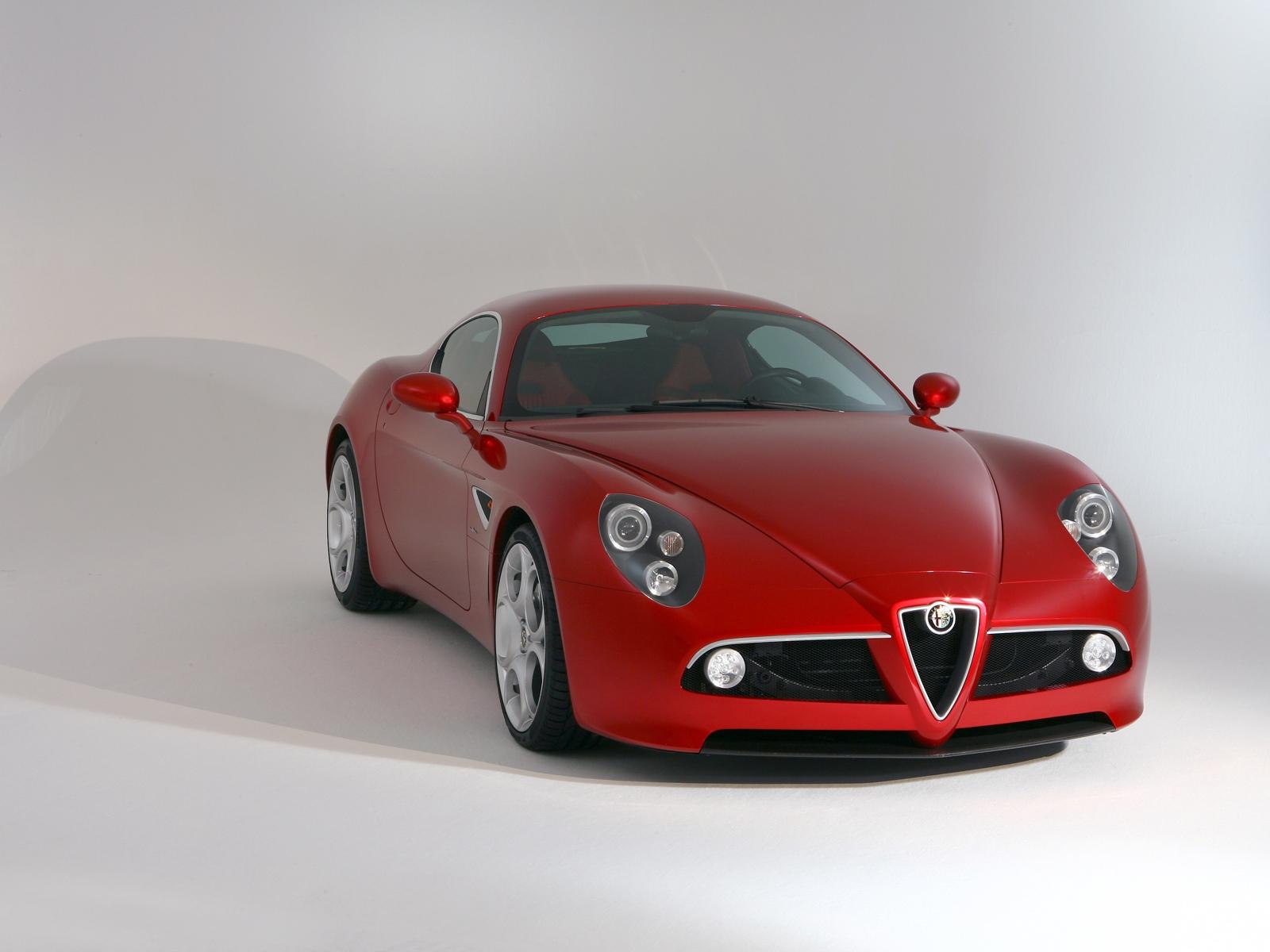 sport car alfa romeo 8c competizione 2007. Black Bedroom Furniture Sets. Home Design Ideas