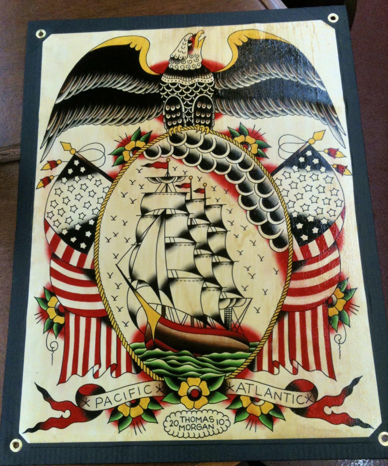 Xtimemachinex The Traditional American Folk Art