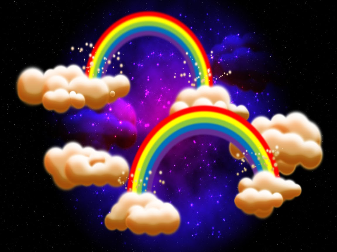 New Art Funny Wallpapers Jokes: Colorful Backgrounds 3D